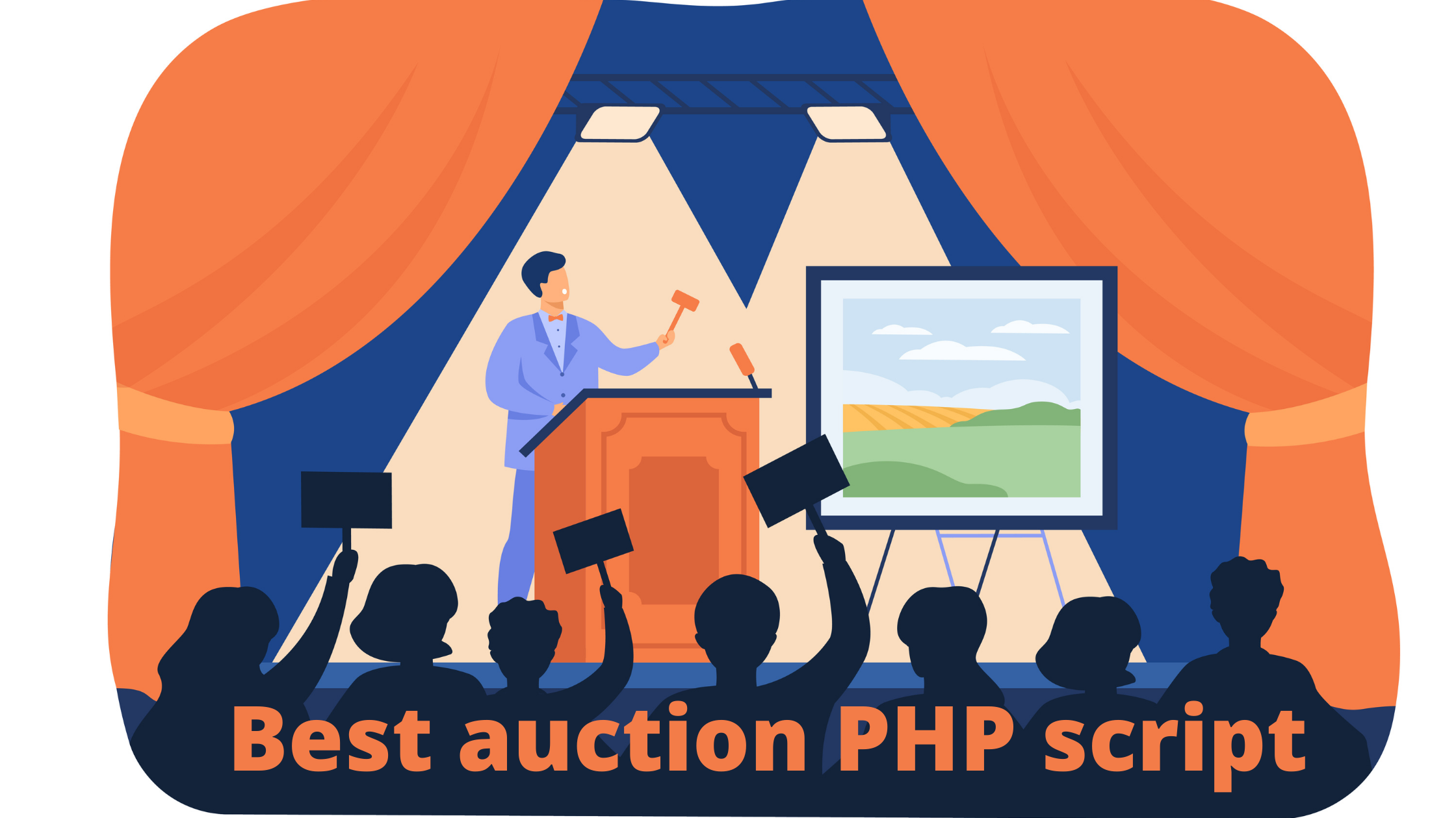 Best auction PHP script to build highly profitable online auction sites