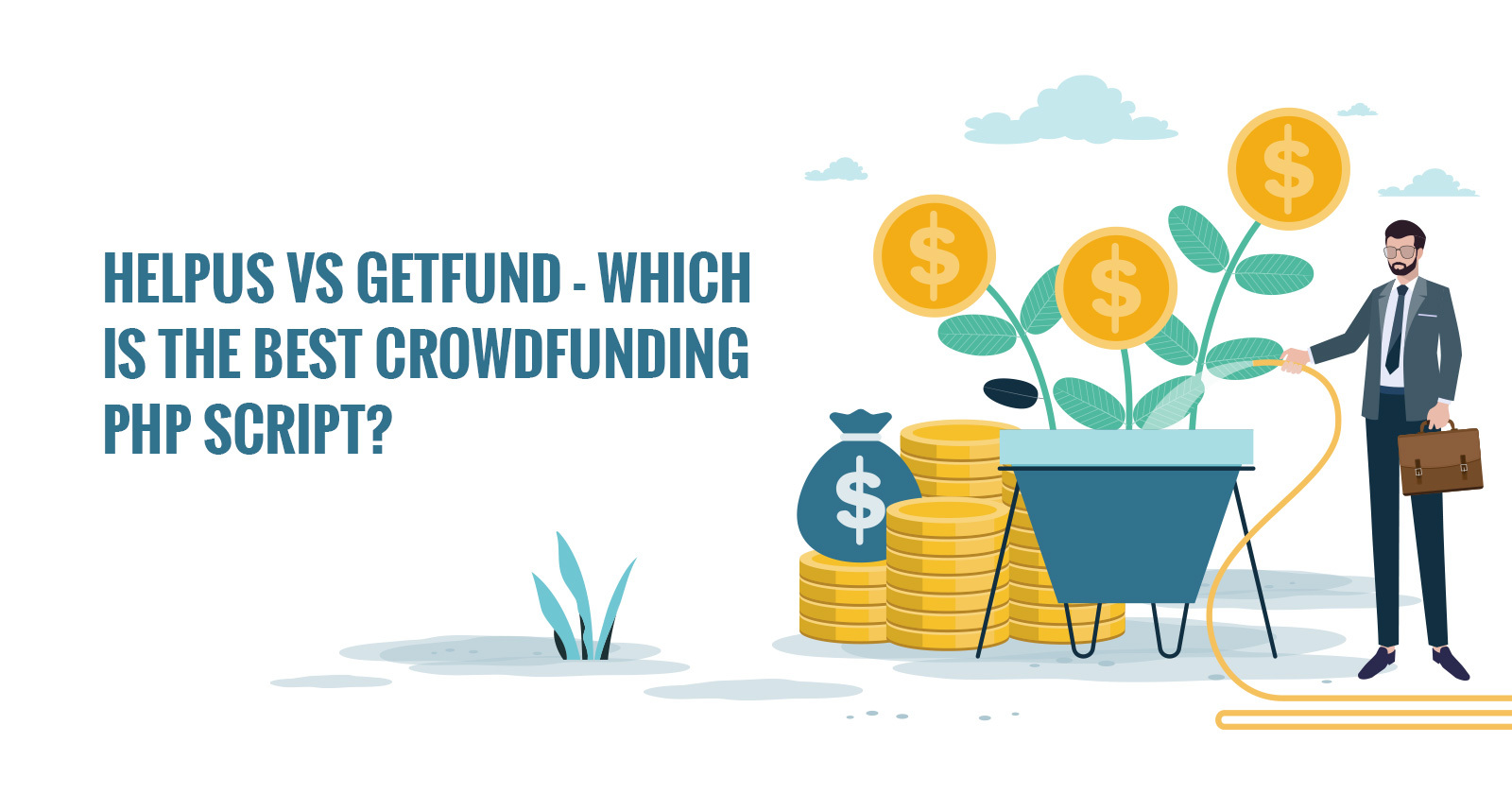 Best crowdfunding PHP script