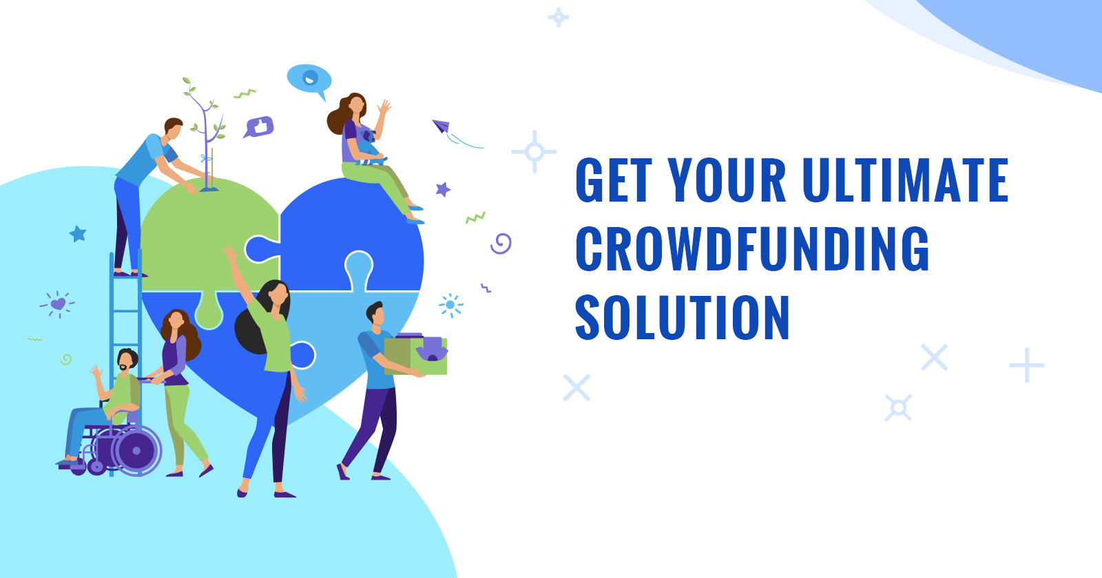 HelpUs PHP crowdfunding script - your ultimate crowdfunding solution