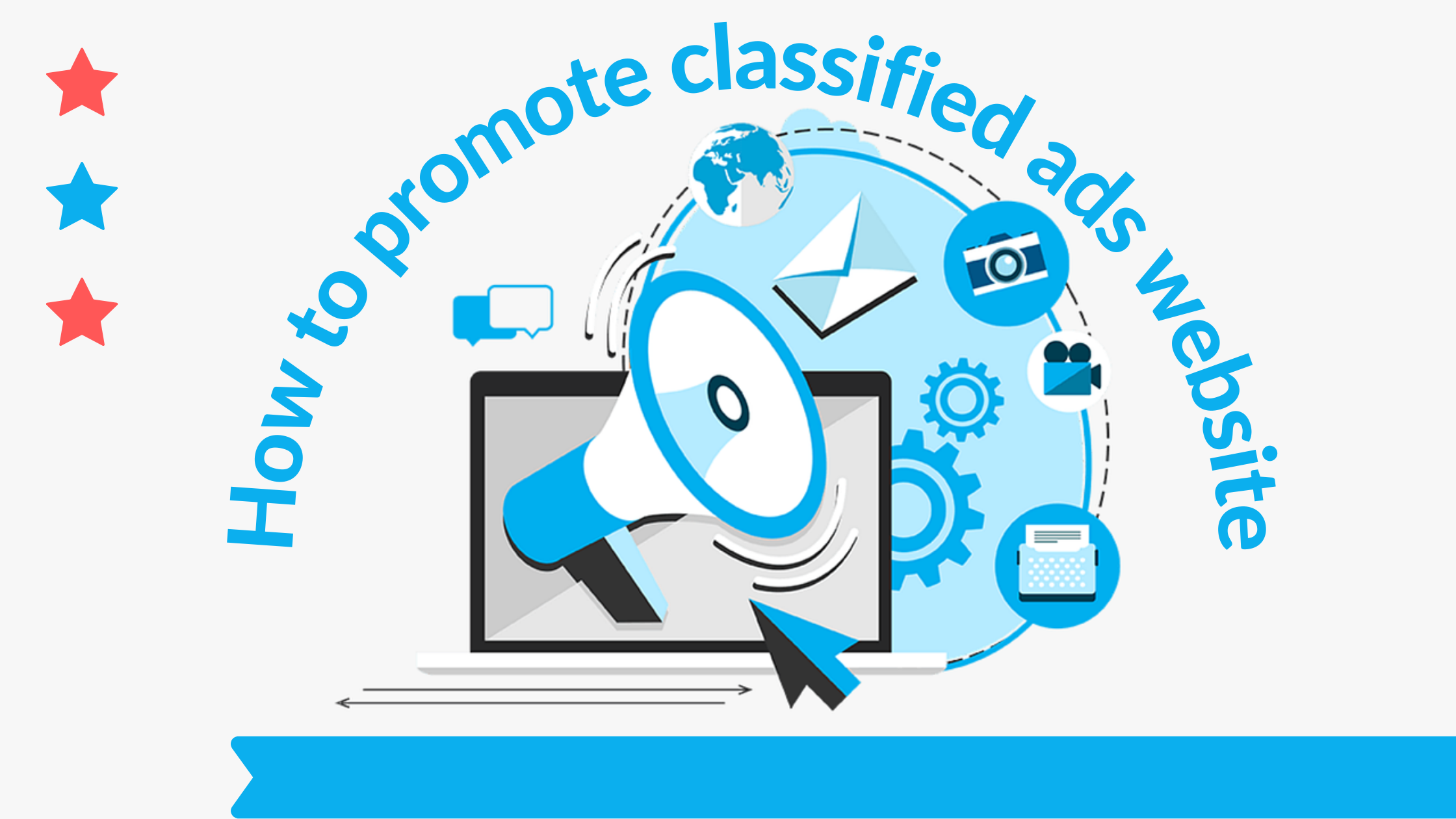 How to promote classified ads website