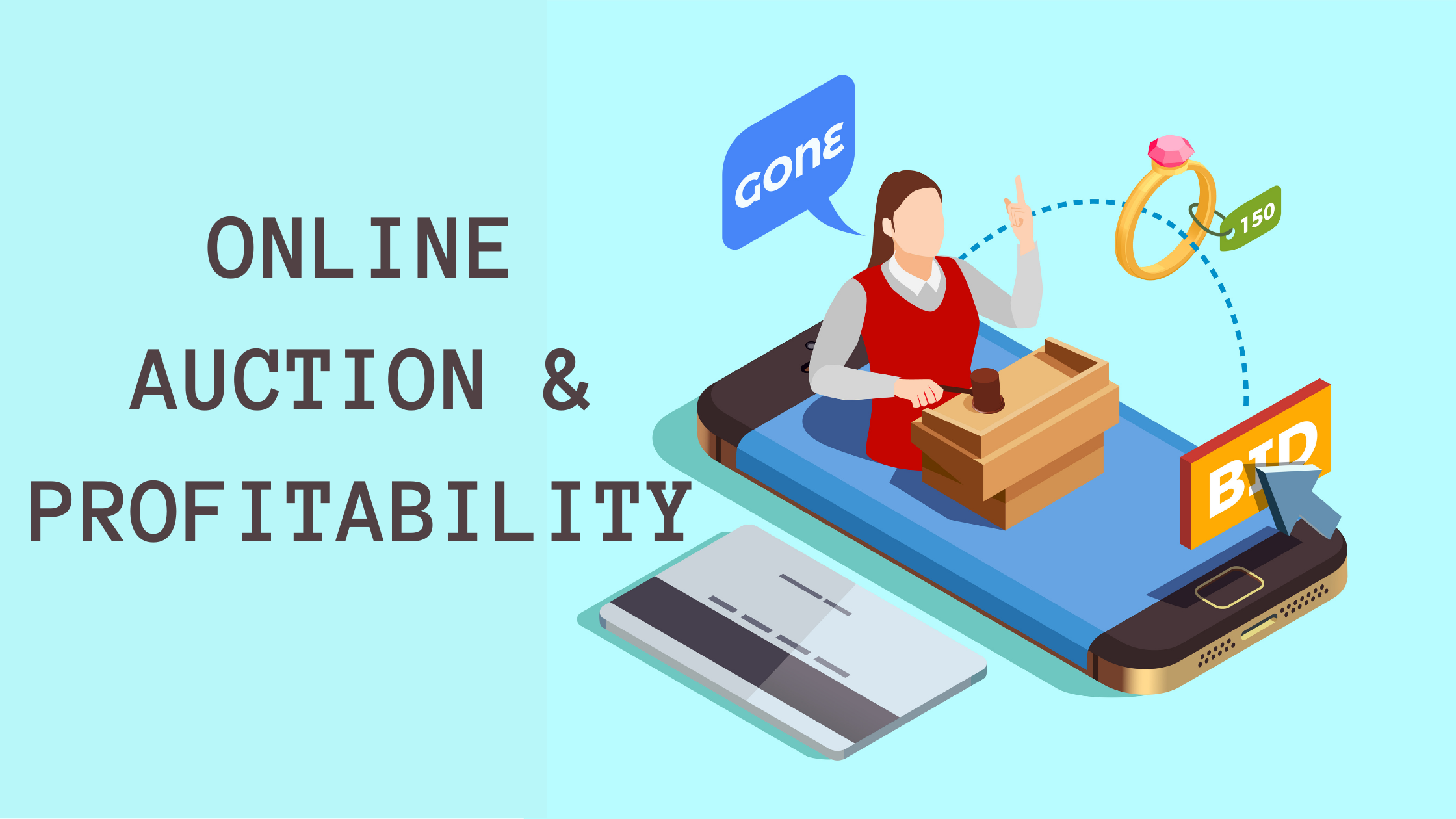 What is online auction and how much profitable is it