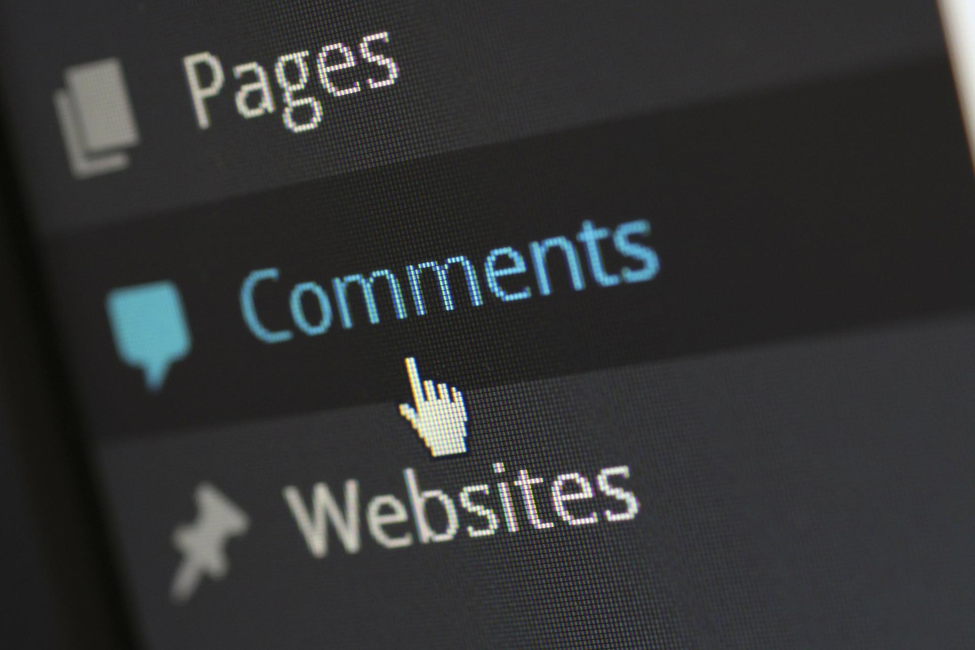 Comments module in oClassifieds