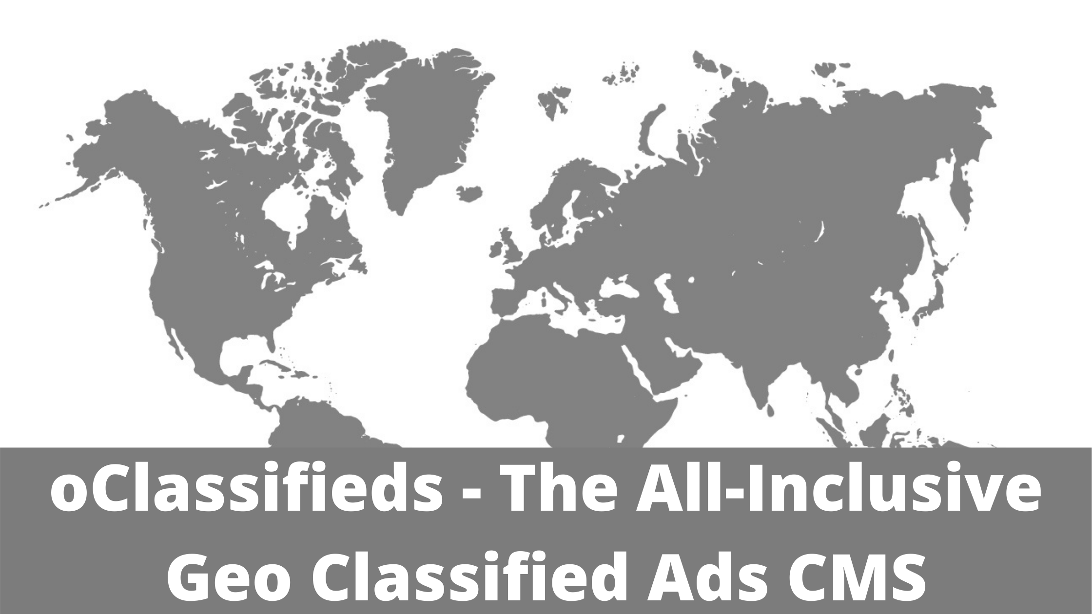 Best geo classified ads CMS